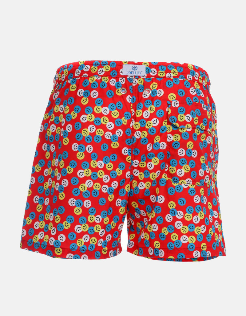 JOE.20-07 smile ROSSO retro collection Joelury summer 2020